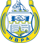 National HBPA Retina Logo