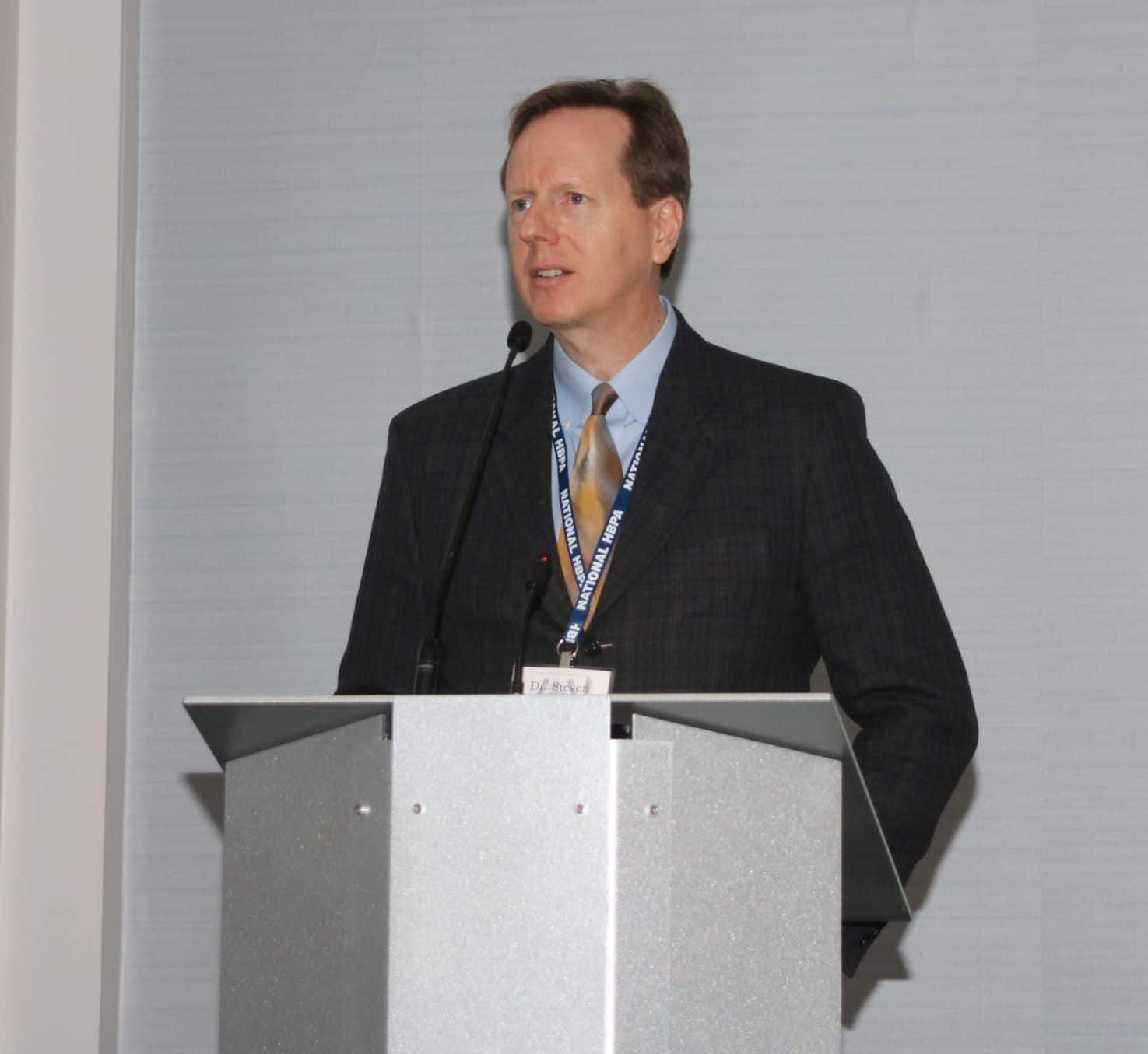 National HBPA Convention - Louisville economist: Have data, will